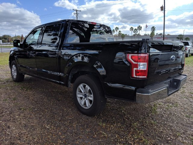 2018 F-150 SuperCrew Cab 4x2,  Pickup #CPO5470 - photo 4