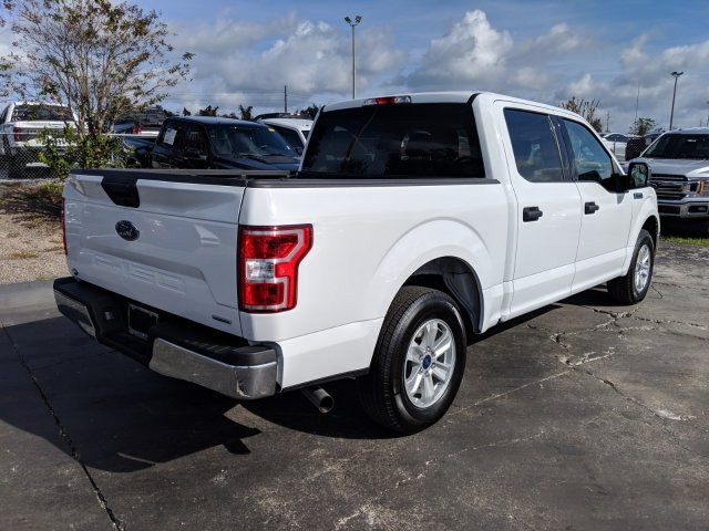 2018 F-150 SuperCrew Cab 4x2,  Pickup #CPO5494 - photo 1