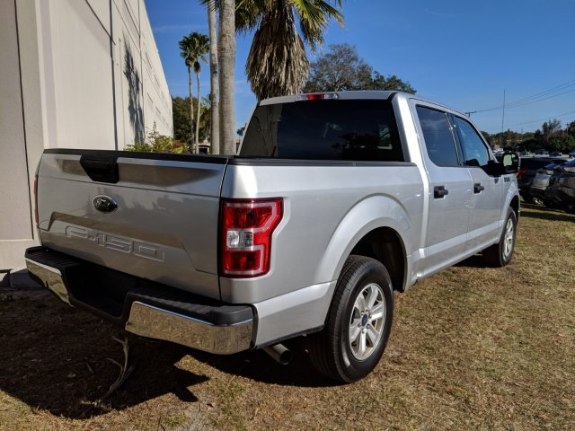 2018 F-150 SuperCrew Cab 4x2,  Pickup #CPO5505 - photo 2
