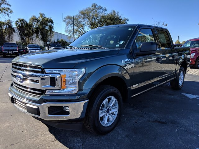 2018 F-150 SuperCrew Cab 4x2,  Pickup #CPO5542 - photo 5