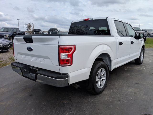 2018 F-150 SuperCrew Cab 4x2,  Pickup #CPO5543 - photo 1