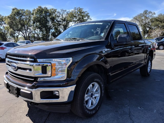 2018 F-150 SuperCrew Cab 4x4,  Pickup #CPO5546 - photo 5