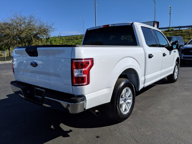 2018 F-150 SuperCrew Cab 4x2,  Pickup #CPO5725 - photo 1
