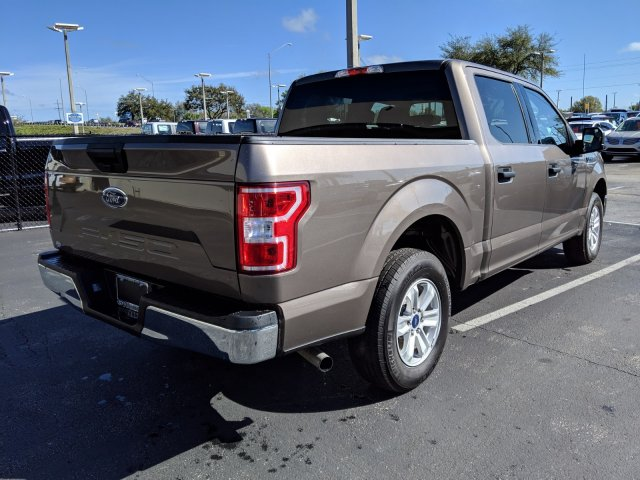 2018 F-150 SuperCrew Cab 4x2,  Pickup #CPO5731 - photo 1