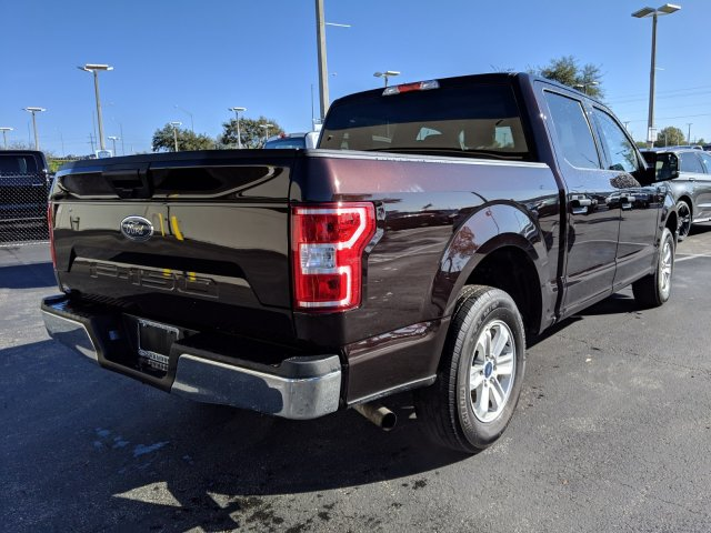 2018 F-150 SuperCrew Cab 4x2,  Pickup #CPO5736 - photo 1