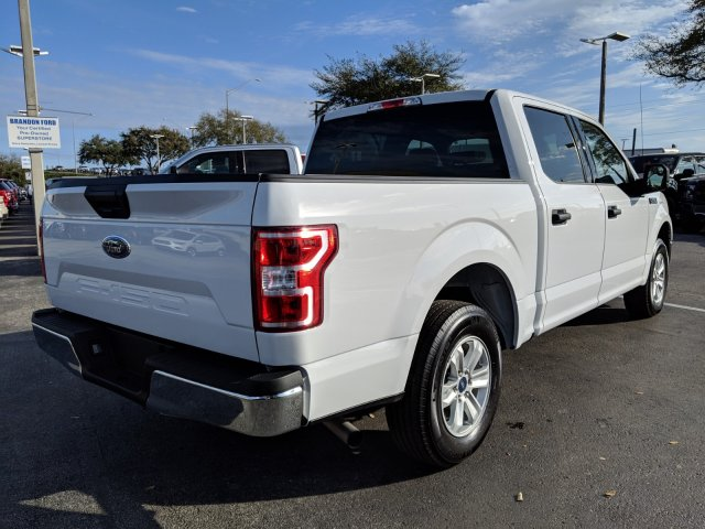 2018 F-150 SuperCrew Cab 4x2,  Pickup #CPO5748 - photo 1