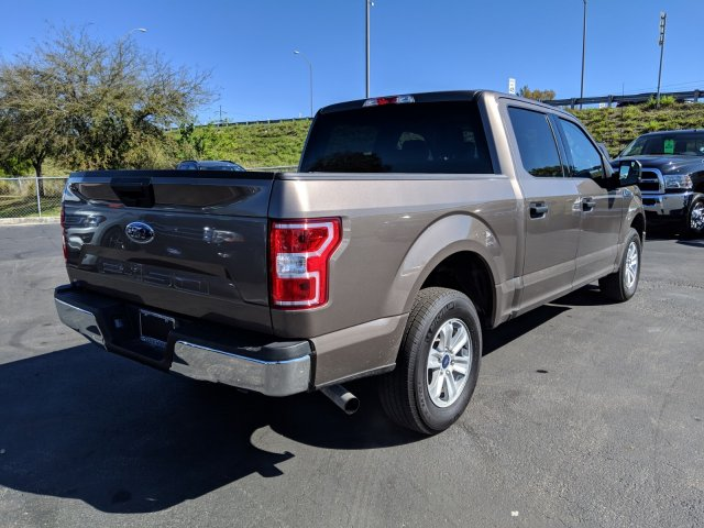 2018 F-150 SuperCrew Cab 4x2,  Pickup #CPO5751 - photo 1