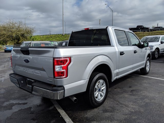 2018 F-150 SuperCrew Cab 4x2,  Pickup #CPO5754 - photo 1