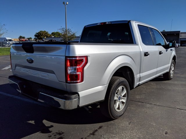 2018 F-150 SuperCrew Cab 4x2,  Pickup #CPO5869 - photo 1