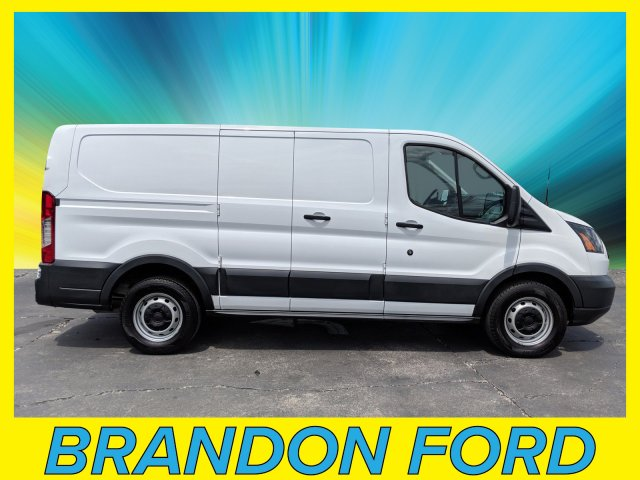 2018 Transit 150 Low Roof 4x2,  Empty Cargo Van #CPO5883 - photo 1