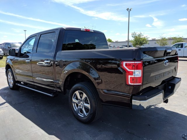2018 F-150 SuperCrew Cab 4x2,  Pickup #CPO5954 - photo 4