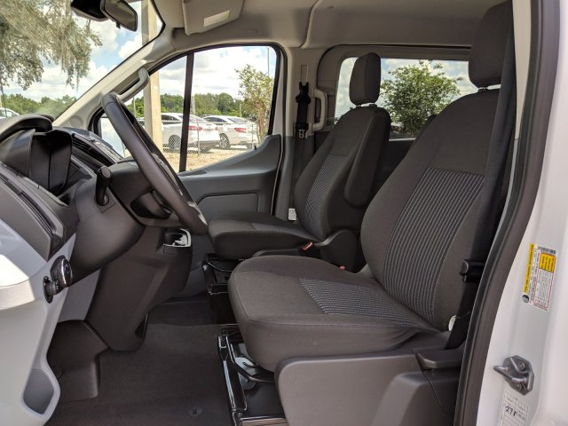 2018 Transit 350 Low Roof 4x2,  Passenger Wagon #CPO5975 - photo 18