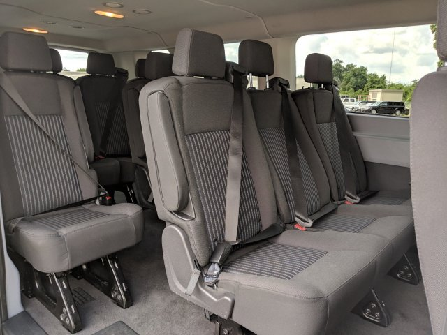 2018 Transit 350 Low Roof 4x2,  Passenger Wagon #CPO5975 - photo 6