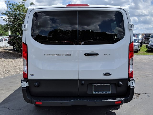 2018 Transit 350 Low Roof 4x2,  Passenger Wagon #CPO5975 - photo 8