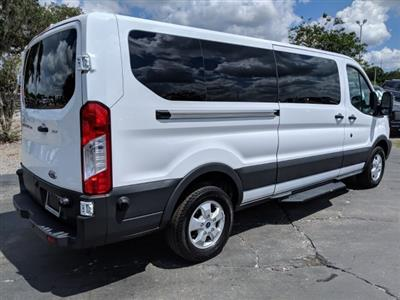 2018 Transit 350 Low Roof 4x2,  Passenger Wagon #CPO5975 - photo 2