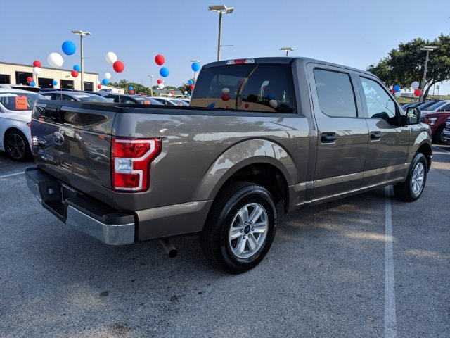 2018 F-150 SuperCrew Cab 4x2,  Pickup #CPO5991 - photo 1
