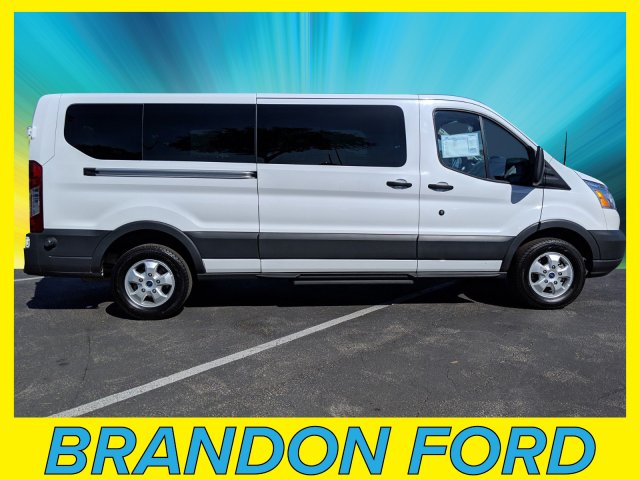 2018 Transit 350 Low Roof 4x2,  Passenger Wagon #CPO6003 - photo 1