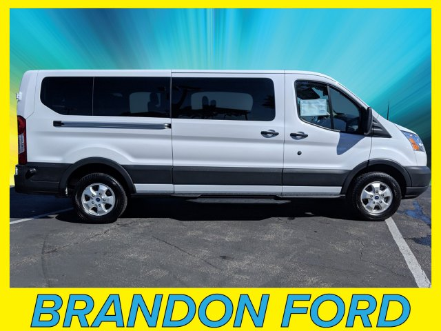 2018 Transit 350 Low Roof 4x2,  Passenger Wagon #CPO6004 - photo 1