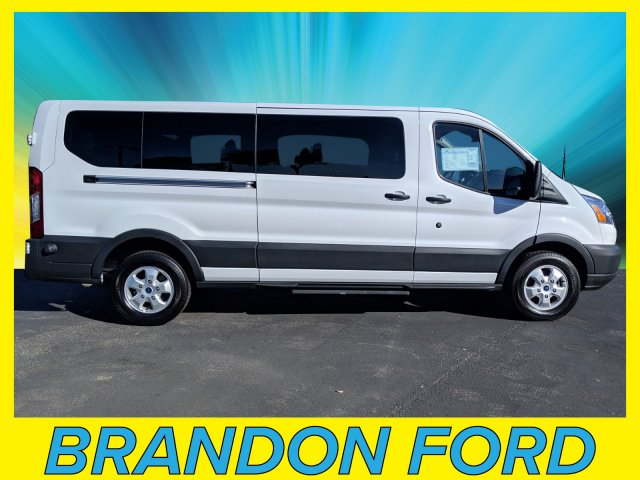 2018 Transit 350 Low Roof 4x2,  Passenger Wagon #CPO6006 - photo 1
