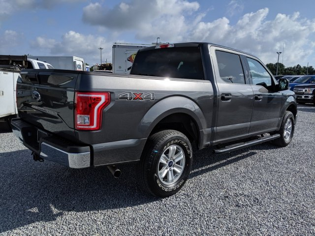 2017 F-150 SuperCrew Cab 4x4,  Pickup #CPO6226A - photo 1