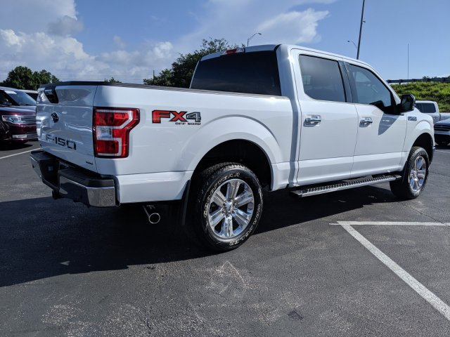 2018 F-150 SuperCrew Cab 4x4,  Pickup #CPO6332 - photo 1