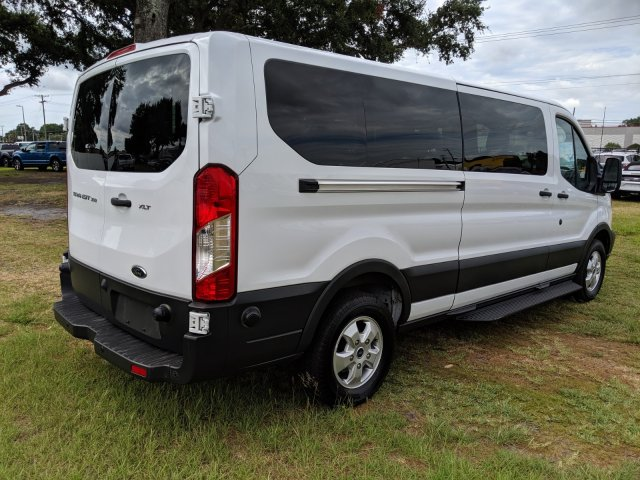 2018 Transit 350 Low Roof 4x2,  Passenger Wagon #CPO6343 - photo 1