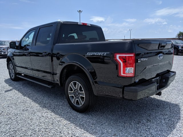 2016 F-150 SuperCrew Cab 4x2,  Pickup #CPO6383 - photo 9