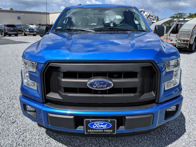 2016 F-150 SuperCrew Cab 4x2,  Pickup #CPO6384 - photo 10