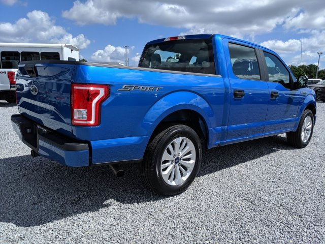 2016 F-150 SuperCrew Cab 4x2,  Pickup #CPO6384 - photo 2