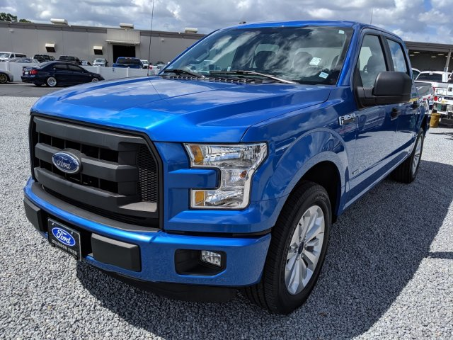 2016 F-150 SuperCrew Cab 4x2,  Pickup #CPO6384 - photo 3