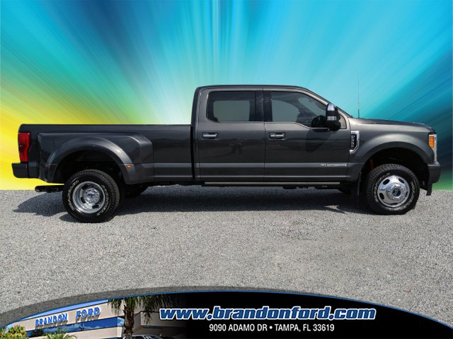 2017 F-350 Crew Cab DRW 4x4,  Pickup #CPO6438 - photo 1