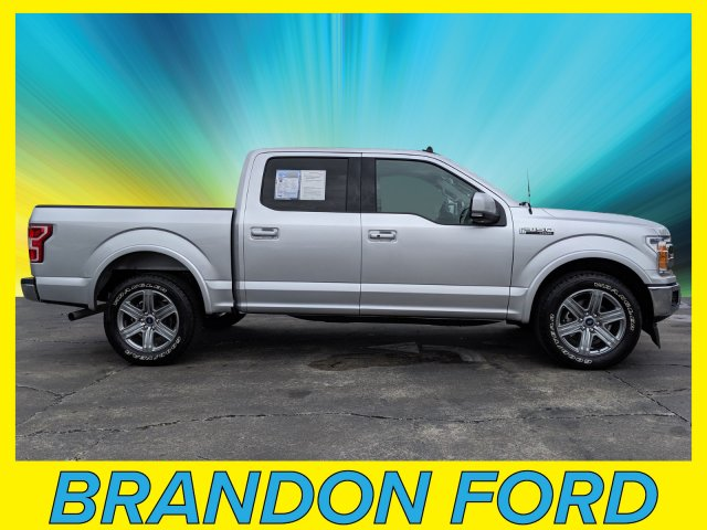 2019 F-150 SuperCrew Cab 4x2, Pickup #CPO6511 - photo 1