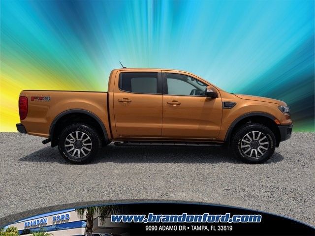 2019 Ranger SuperCrew Cab 4x4,  Pickup #CPO6523 - photo 1