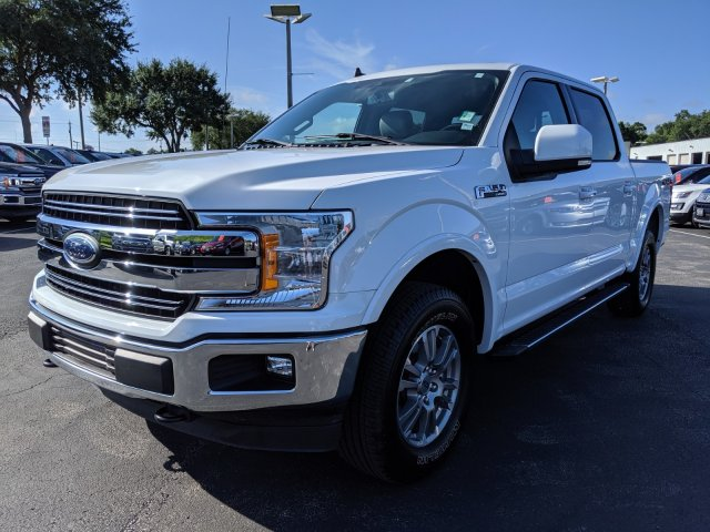 2019 F-150 SuperCrew Cab 4x4,  Pickup #CPO6536 - photo 3