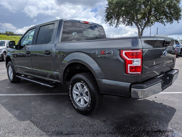 2019 F-150 SuperCrew Cab 4x4,  Pickup #CPO6537 - photo 9