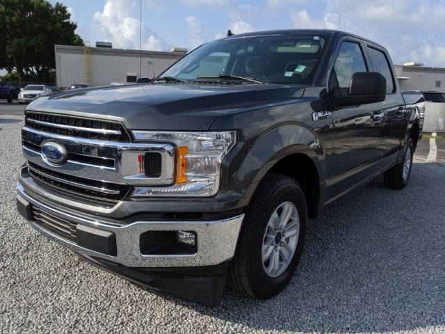 2019 F-150 SuperCrew Cab 4x2,  Pickup #CPO6579 - photo 3