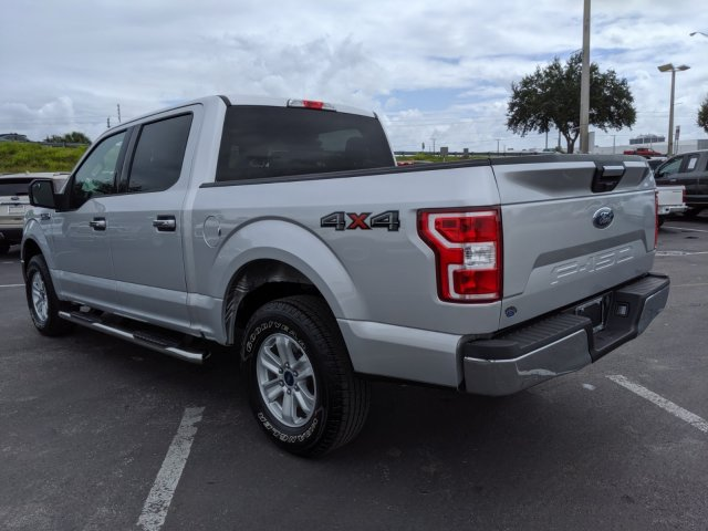 2018 F-150 SuperCrew Cab 4x4,  Pickup #CPO6595 - photo 9
