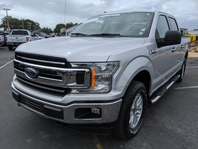 2018 F-150 SuperCrew Cab 4x4,  Pickup #CPO6595 - photo 3