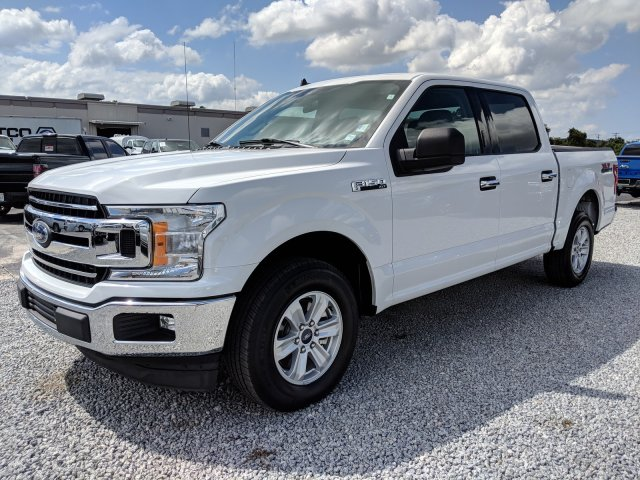 2019 F-150 SuperCrew Cab 4x2,  Pickup #CPO6600 - photo 3