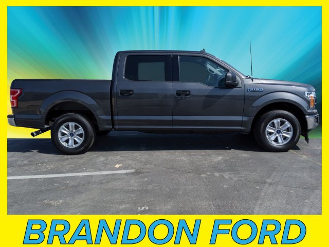 2019 F-150 SuperCrew Cab 4x2, Pickup #CPO6601 - photo 1