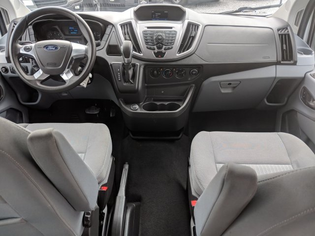 2018 Transit 350 Low Roof 4x2,  Passenger Wagon #CPO6608 - photo 5