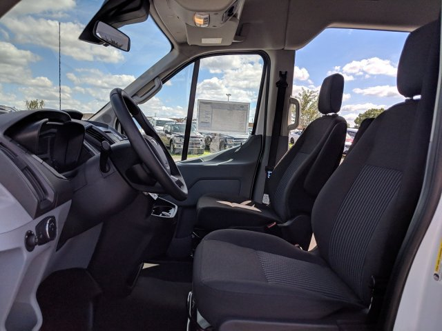 2019 Transit 350 Med Roof 4x2, Passenger Wagon #CPO6643 - photo 20