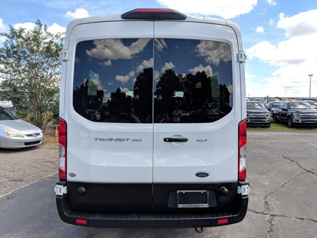 2019 Transit 350 Med Roof 4x2, Passenger Wagon #CPO6643 - photo 8