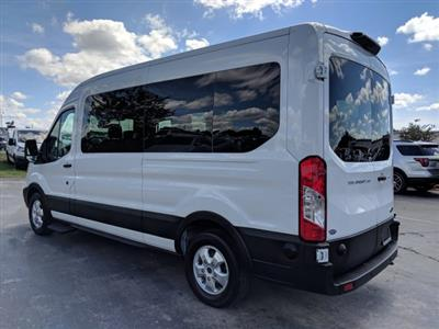 2019 Transit 350 Med Roof 4x2, Passenger Wagon #CPO6643 - photo 9