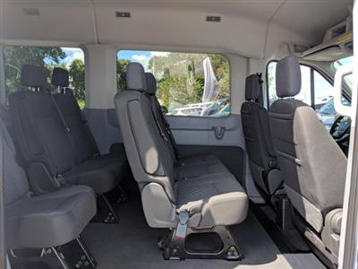 2019 Transit 350 Med Roof 4x2, Passenger Wagon #CPO6643 - photo 4