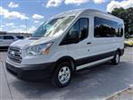 2019 Transit 350 Med Roof 4x2, Passenger Wagon #CPO6643 - photo 3