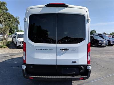 2019 Transit 350 Med Roof 4x2,  Passenger Wagon #CPO6645 - photo 7