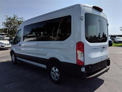 2019 Transit 350 Med Roof 4x2,  Passenger Wagon #CPO6645 - photo 8