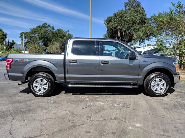 2019 F-150 SuperCrew Cab 4x4,  Pickup #CPO6689 - photo 3