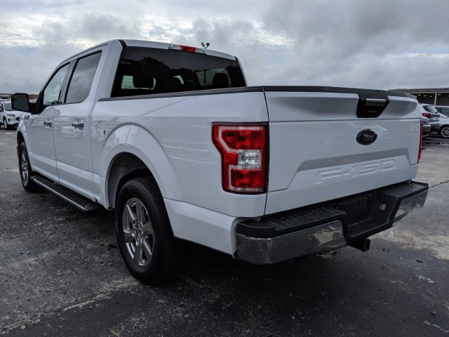 2019 F-150 SuperCrew Cab 4x2, Pickup #CPO6720 - photo 8